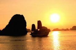 HALONG BAY FULL 1 DAY  LUXURY TRIP
