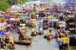 MEKONG TOUR 2 DAYS 1 NIGHT MY THO – BEN TRE – CAN THO